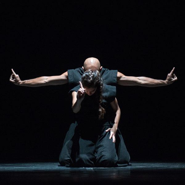 ATMA by choreographers Danae Dimitriadi and Dionysios Alamanos